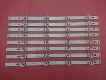 """ใหม่ 8 ชิ้น/เซ็ต LED backlight strip bar สำหรับ 39 นิ้ว 39LB561V 39LB5800 innotek DRT 3.0 39 """"  A DRT3.0 39 """"  B"""