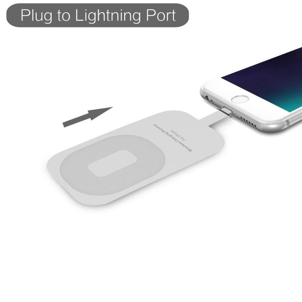 Antye Qi Беспроводное зарядное устройство для зарядки и для iPhone 6/6 S/6 Plus/6 S Plus Qi зарядный приемник карты