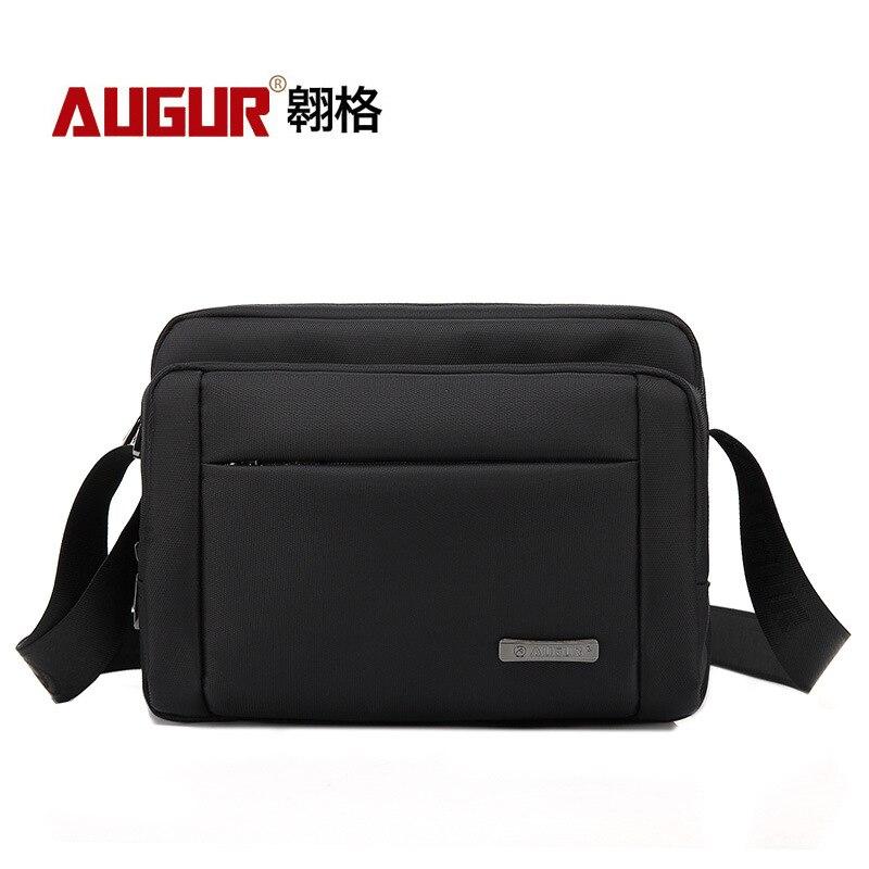 все цены на Business Single Shoulder Bag Oxford Cloth Satchel Formal Negotiations Carry Men Work Briefcase Suit Man Collocation Tablet PC онлайн