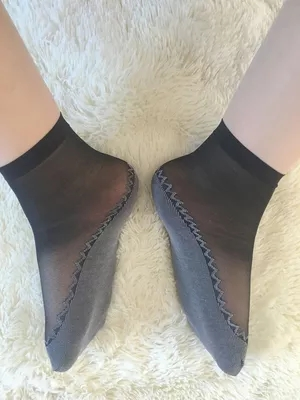 2017 New Style Mens sexy silk socks Ultra Thin sheer Black with Gray cushion foot Formal men socks fetish collection socks
