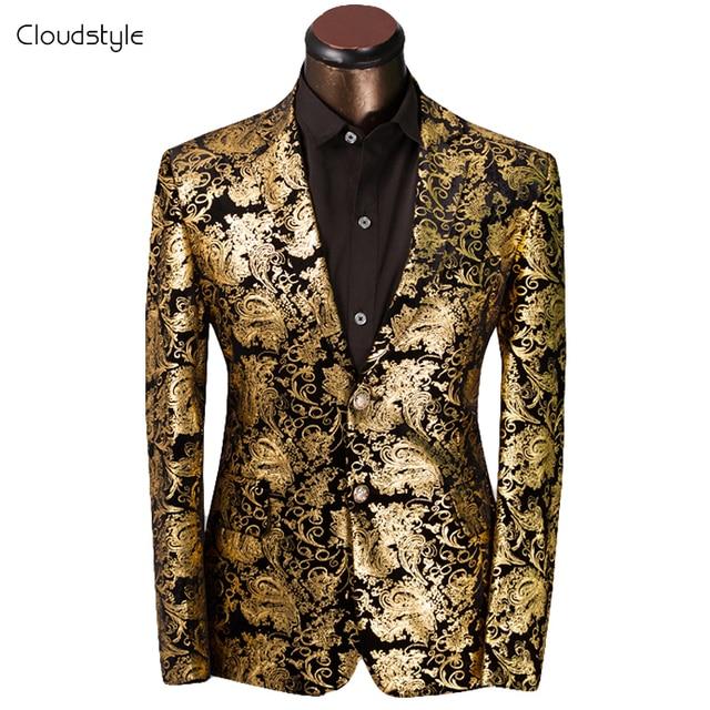 2018 luxury men suit tuxedo blazer slim fit suit unique