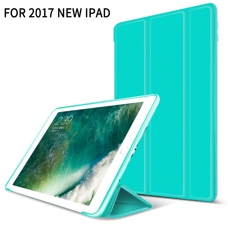 mint Super thin smart case with stand for iPad 9.7 2017, 2018