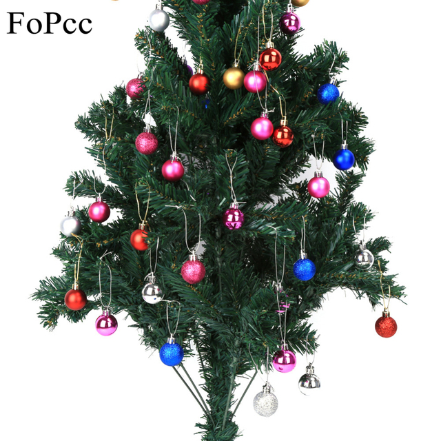 12pcs Diy Christmas Tree Balls Baubles Ornament Decoration Xmas