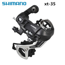 SHIMANO Tourney TX35 Rear Derailleur MTB Bike Accessory Mountain Bicycle Parts for 3x8S 3x7S 21S 24S Speed(China)