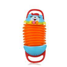 Orff инструменты Детские игрушки маленький аккордеон головоломка ребенок Образование Музыкальные инструменты