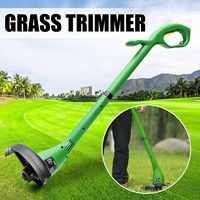 500W Peaks Electric Grass Trimmer Strimmer Cutter Lawnmower Heavy Duty Lawn Mower Pruning Machine 230mm Garden Power Tools