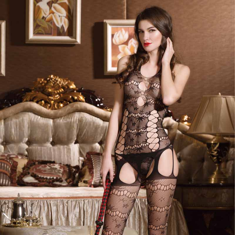 Leechee Y029 women sexy lingerie temptation bodystocking Flirtatious lure erotic underwear lenceria <font><b>sexo</b></font> latex <font><b>catsuit</b></font> image