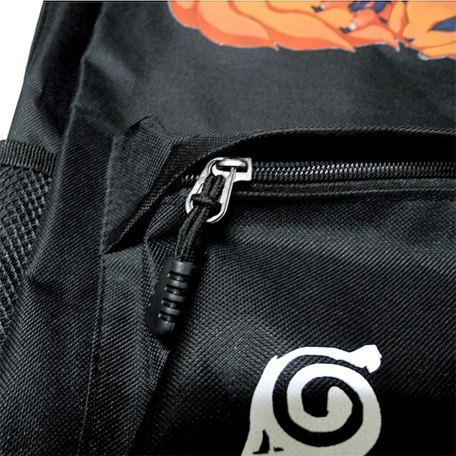 Naruto Backpack Schoolbag