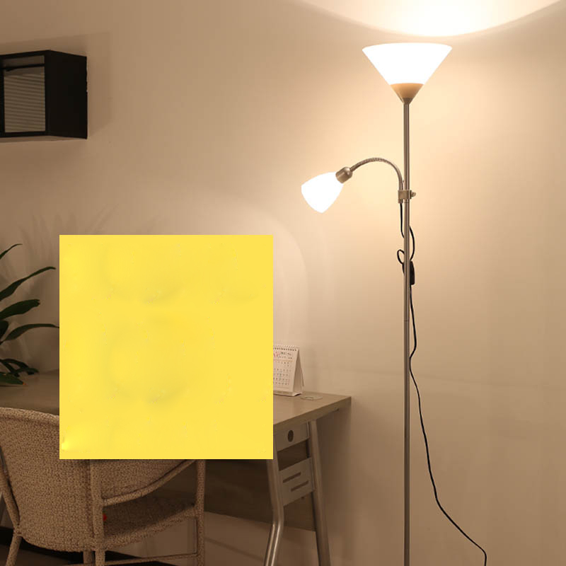 European Style With Two Shades Floor Lamp Standing Lamp Bedroom Living Room  Floor Lamp In Floor Lamps From Lights U0026 Lighting On Aliexpress.com |  Alibaba ...