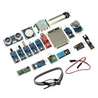 1PC New 16 In 1 Modules Sensor Kit Project Super Starter Kits For Arduino UNO R3