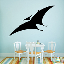 лучшая цена NEW Dinosaur Wall Sticker Pvc Wall Stickers Wall Art Wall Paper For Baby's Rooms Nordic Style Home Decoration