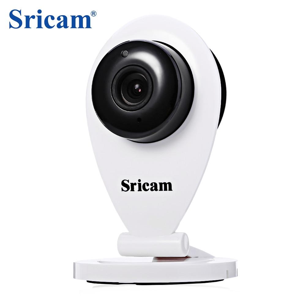Sricam SP009 720P H.264 IR Cut WiFi 1.0MP Wireless ONVIF CCTV Security IP Cam Pet Camera TF Slot Home Security Baby Monitor