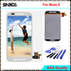 Sinbeda 100 Guarantee 4 3 LCD Display Screen With Touch Screen Digitizer Assembly For Motorola Moto
