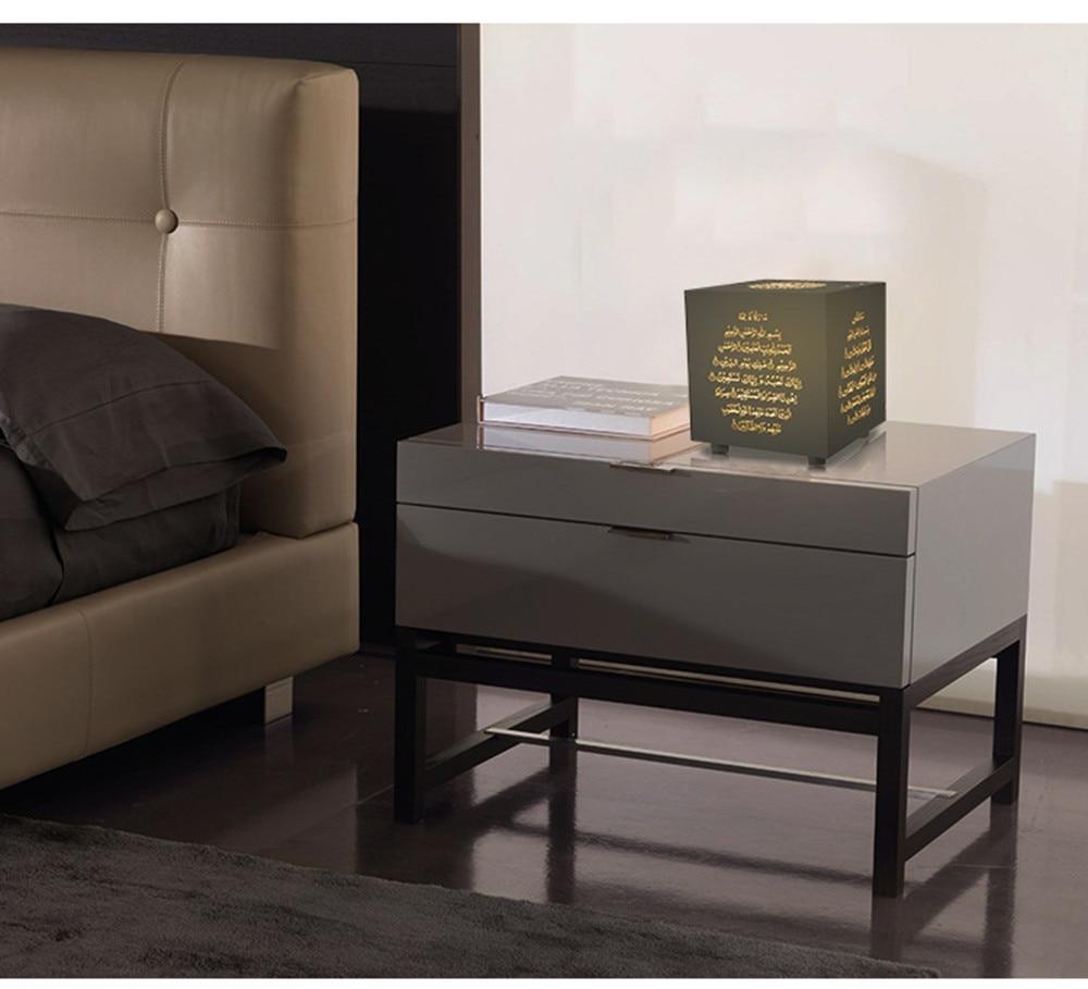 Quran Bluetooth Speaker Touch Colorful LED Light Wireless Table Lamp FM TF Audio Music Muslim Islamic Koran Speaker 25 Languages (16)