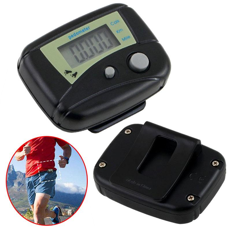 Step Pedometer Calorie Counter multi function convenient digital display Walking distance outdoor sport