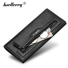 Men Wallets Classic Long Style Card Holder Male Purse Quality Large Capacity Brand Luxury Wallet For Men thin purse 208 2017 vintage soft thin men wallet big capacity fashion brand male wallets purses with card holder for men gift free shipping