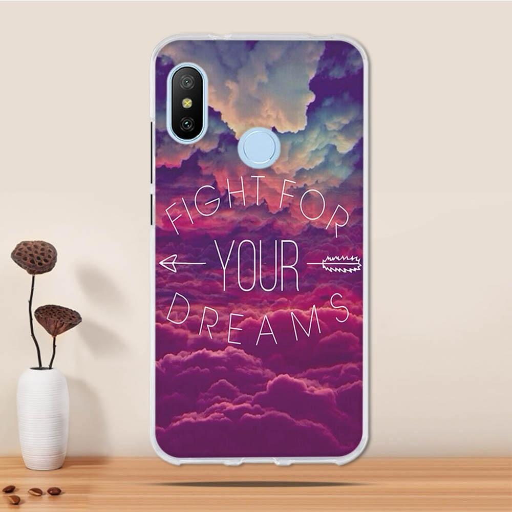 5539e2ca2e9 ... Silicone 3D Tpu Phone Case For Xiaomi Mi A2 Lite Cover Coque For Xiaomi  Redmi 6 Pro Funda Capa. Availability: In Stock. $5.69 Ex Tax: $5.69. Color