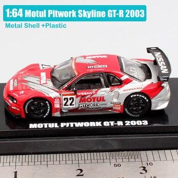 1:64 Scale kyosho Japan super GT JGTC Nissan Calsonic Skyline