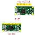 Raspberry Pi cero Pi0 Junta Versión 1.3 con 1 GHz CPU 512 MB RAM Linux OS