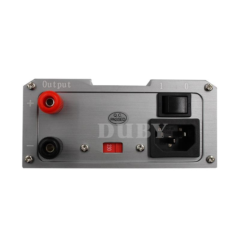 CPS-3205 II 160W  low power 110Vac/ 220Vac 0-32V/0-5A,Compact Digital Adjustable DC Power Supply OVP/OCP/OTP (EU UK US) adapter-2