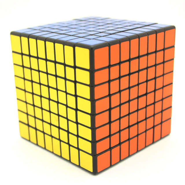 2016 Nuevo Profesional Pegatina Cubo Mágico Puzzle Velocidad Shengshou Cubos Mágicos Juguetes Clásicos de Aprendizaje y Educación Juguetes para Niños-45