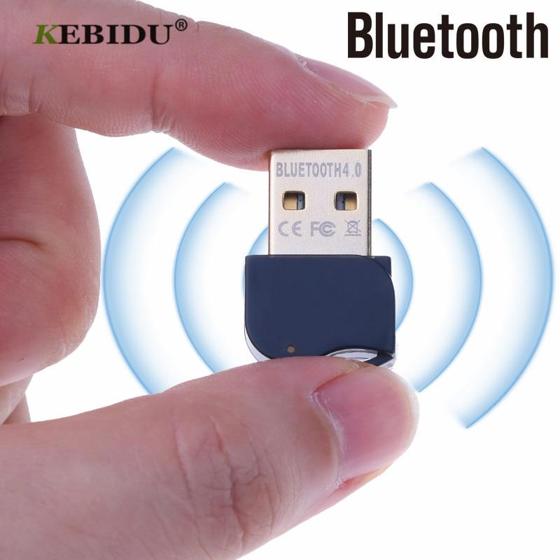 Unterhaltungselektronik Hingebungsvoll Kebidumei Stick Freies Drahtlose Bluetooth4.0 Adapter Dual Modus Bluetooth Usb Dongle Sender Empfänger Für Computer Großhandel Funkadapter