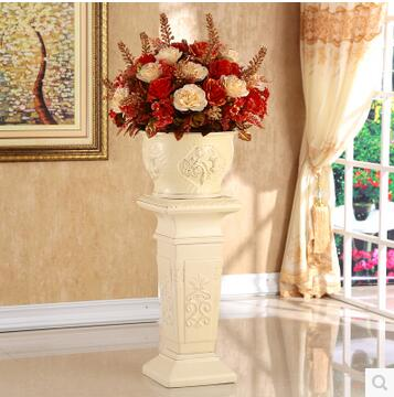 European Ceramic Roman Pillars High End Tv Ark Place