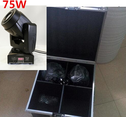 4pcs/lot with flight case 75W Moving Head 3 Face PrisS pot Stage Lighting DMX Channel Hi-Quality Hot Sales Prism4pcs/lot with flight case 75W Moving Head 3 Face PrisS pot Stage Lighting DMX Channel Hi-Quality Hot Sales Prism