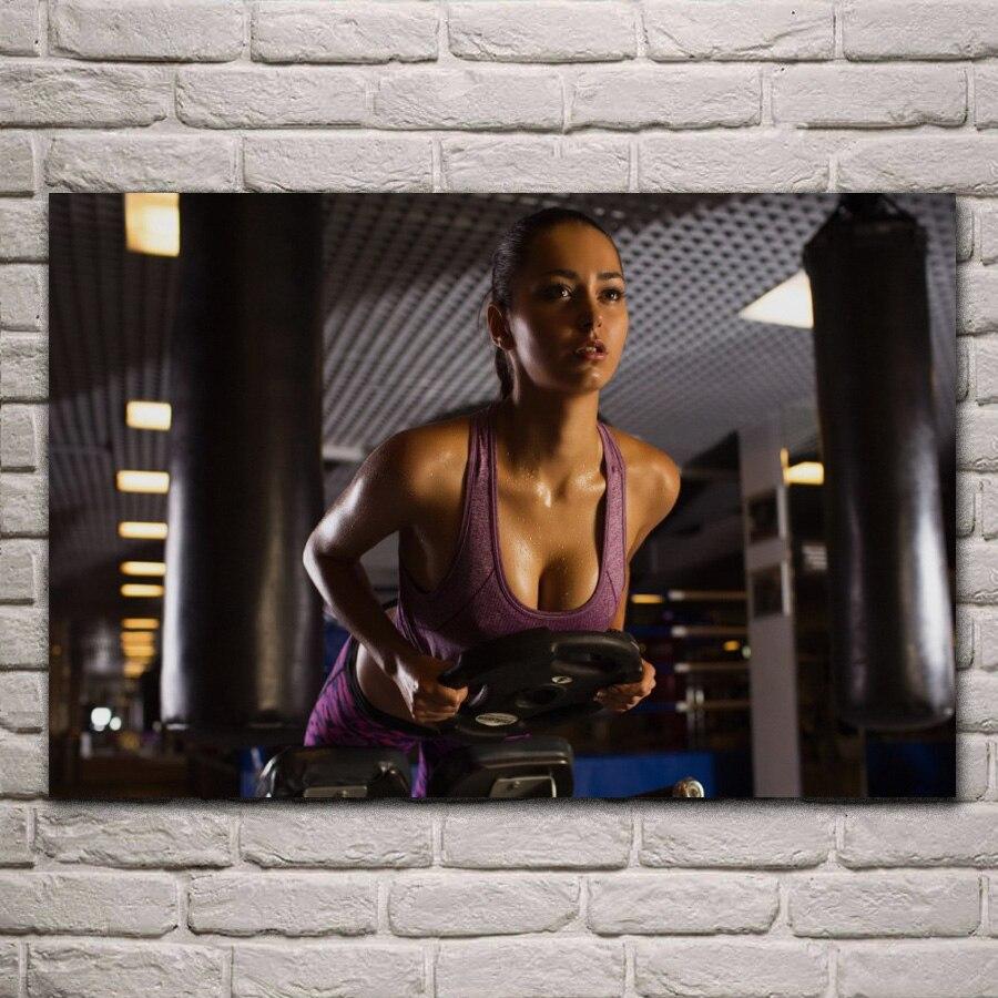 Helga Lovekaty Real Name sexy girl sports fitness workout helga lovekaty fabric