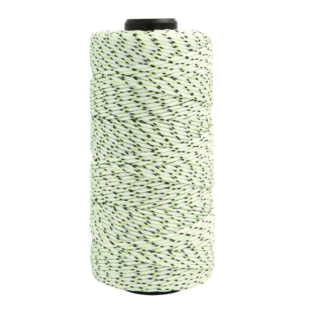 2.5 Mm Gevlochten Lijn Voor Vissen 500ft/1000ft 300lbs Polyester Koord Grote Power Stunt Kite Lijn Vliegende String-in Vislijnen van sport & Entertainment op