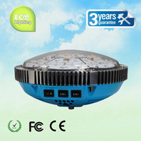 НЛО 140 Вт LED растениеводство свет, красный 630nm светодио дный синий 460nm 8:1, полный спектр integrated (настраиваемый)