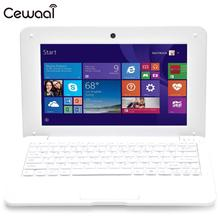 Cewaal Portable 10.1 Inches Quad Core 1 + 16 GB 1.5GHz ABS Notebook PC Android 5.1 with Mic Home Camera Music Player Laptop