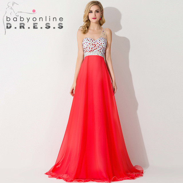 Online Get Cheap Coral Dresses for Prom -Aliexpress.com | Alibaba ...