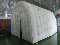 Пользовательские надувные сад арки Малый свадьба палатка для продажи