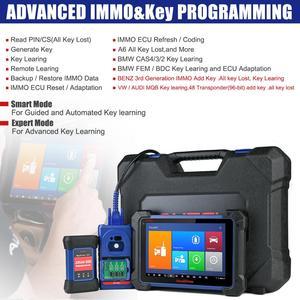 Image 3 - Autel herramienta de diagnóstico automático IM608 XP400, programador de clave, ECU, sin restricciones IP, No se bloqueará