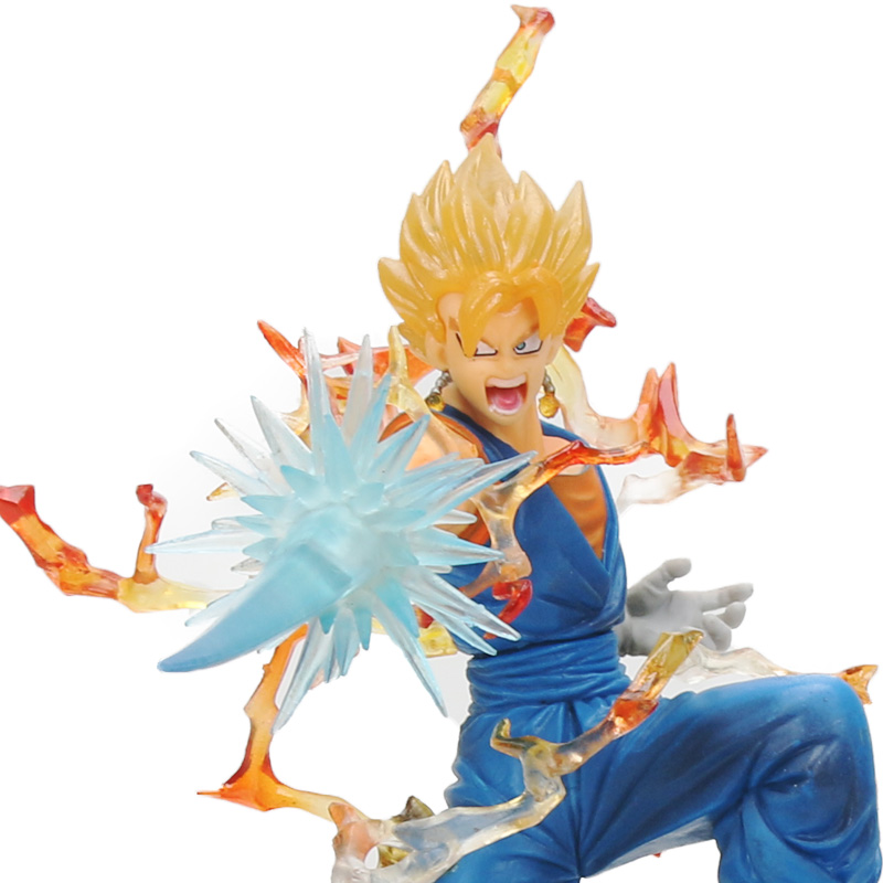 Dragon Ball Z Action Figure – Vegetto Saiyan Collection | 20cm