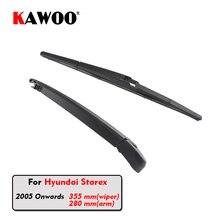 Kawoo щетка заднего стеклоочистителя автомобиля лезвия окна