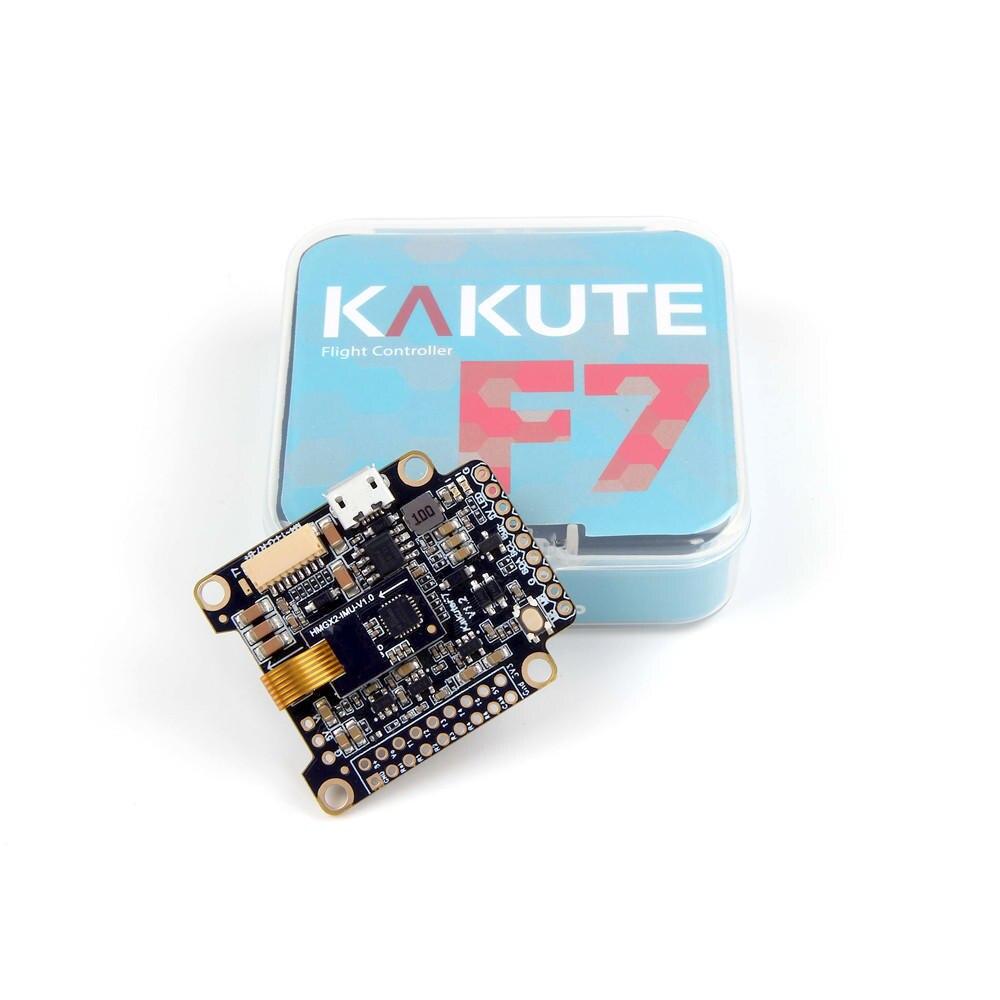 Holybro Kakute F7 STM32F745 contrôleur de vol avec baromètre OSD pour Drone RC