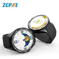 ZGPAX s99c ОС Android 5.1 Смарт часы Электроника android 1.39 дюймов MTK6580 SmartWatch Phone Support 3G Wi Fi Nano SIM WCDMA