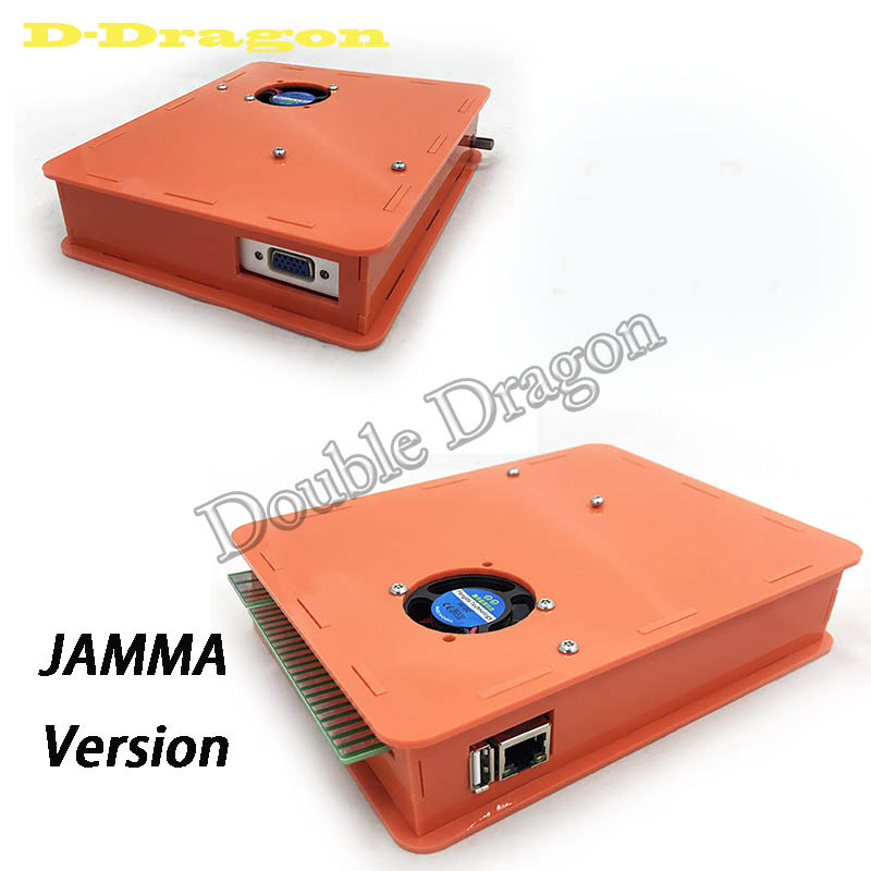 Joyeux temps de jeu Arcade Titan Box 11884 en 1 Super Multi jeux boîte VGA sortie bricolage jeux clients Support JAMMA pour Machine d'arcade