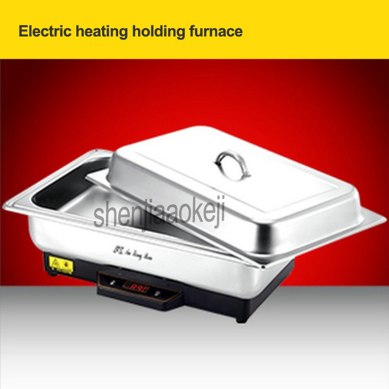 220v/110v 1pc Commercial Electric heating holding furnace AT-BP148-1 buffet furnace stainless steel restaurant insulation stove 220v/110v 1pc Commercial Electric heating holding furnace AT-BP148-1 buffet furnace stainless steel restaurant insulation stove