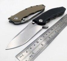 JSSQ łożysko kulkowe składany nóż ELMAX Blade Flipper kieszonka taktyczna noże Camping survivalowy nóż myśliwski EDC narzędzia zewnętrzne OEM