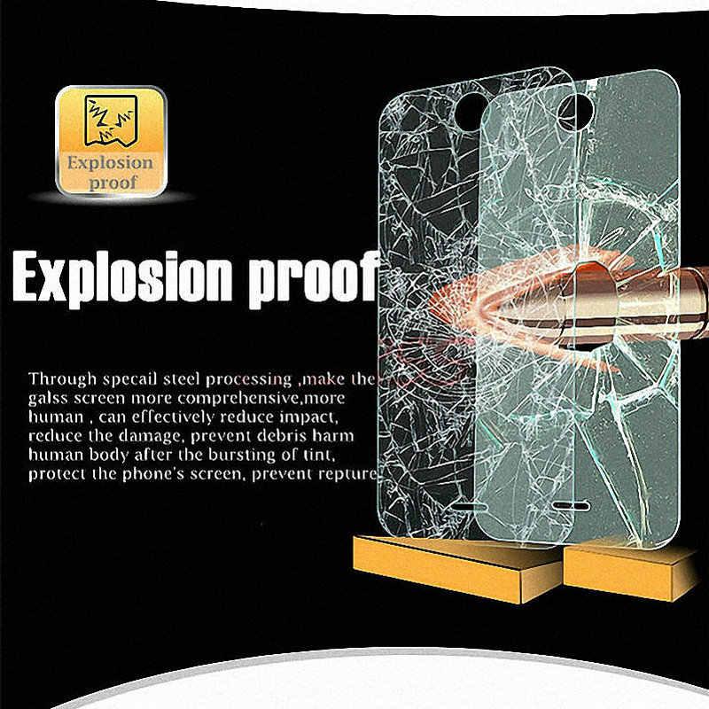 สำหรับ Xiao mi mi สูงสุด 3 Max3 กระจกนิรภัยป้องกันหน้าจอฟิล์มสำหรับ Xiao mi mi สูงสุด 3 Max3 4 กิกะไบต์ 64 กิกะไบต์ 6 กิกะไบต์ 128 กิกะไบต์ฟิล์มแก้ว