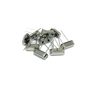 10pcs 16MHz 16 MHz 16M Hz 16.000M Mini Passive Resonator Quartz Crystal Oscillator HC-49S