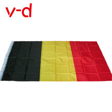 free  shipping  xvggdg  Belgium flag Banner 90*150cm Hanging National flag Belgium Home Decoration Belgium flag фигурка belgium vincent kompany
