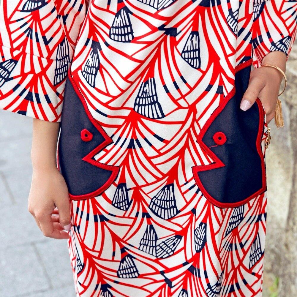 929522181ad Zomer Stijl Thailand jurk Met Vis Pockets Vrouwen Schuine Geometrische  Losse Borduurwerk Jurken Grote Maten Vestidos De Verano in Zomer Stijl  Thailand jurk ...