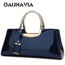 8bf11c206c86 Daunavia бренд высокое качество из искусственной кожи женская сумка женская  Дорожная сумка на плечо сумка-тоут итальянские сумки.