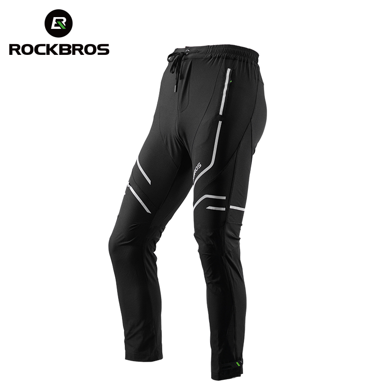 ROCKBROS Cycling Bike Sport Pants Breathable Quick Dry Cycling Pants Trousers Tight Reflective Riding MTB Bike Bicycle EquipmentROCKBROS Cycling Bike Sport Pants Breathable Quick Dry Cycling Pants Trousers Tight Reflective Riding MTB Bike Bicycle Equipment
