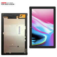 For Asus ZenPad Pad 10 Z301M Z301ML Z301MFL LCD Display Touch Screen Digitizer Assembly + Tools|Tablet LCDs & Panels|   -