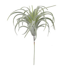 Bromeliad artificial flowers air grass home decoration wedding holding flower wall plant fake Air pineapple